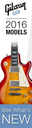 20154 Gibson USA Product Line