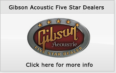 Gibson Acoustic 5 Star Dealers