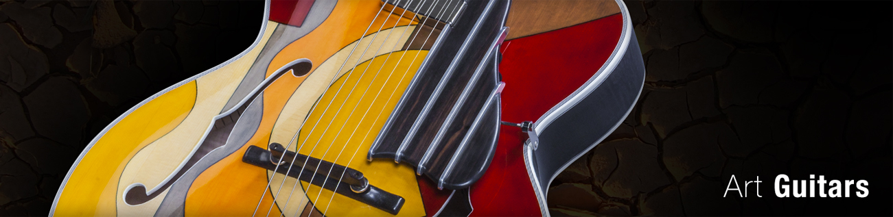 the Art of Gibson - Gibson Custom Art Guitars