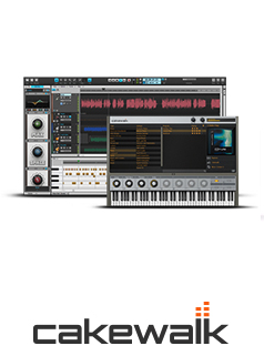 Gibson Pro Audio - Cakewalk