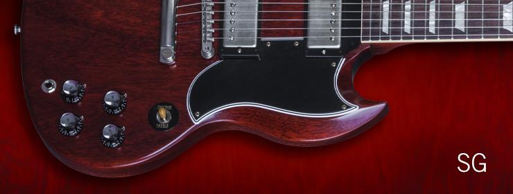 SG- Gibson Custom