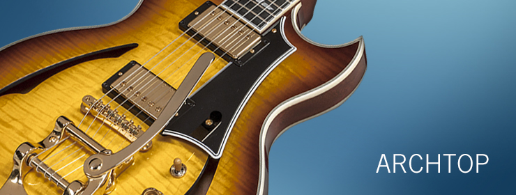 Archtop - Gibson Custom