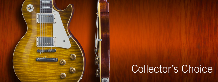 Collector's Choice - Gibson Custom