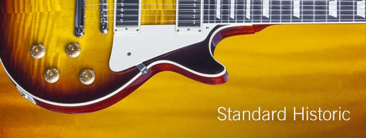 Standard Historic - Gibson Custom